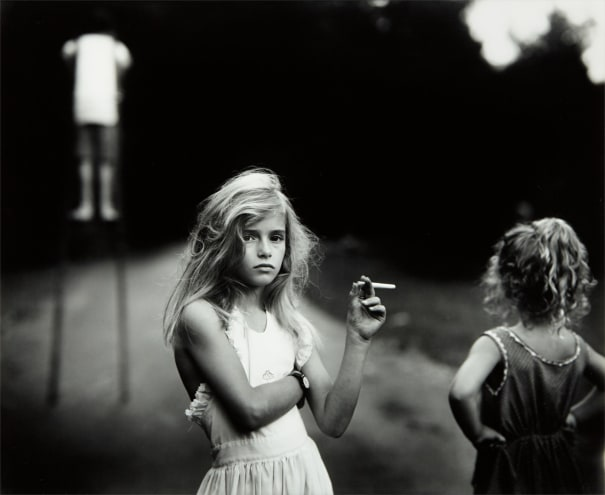 PHILLIPS : NY040113, Sally Mann, Candy Cigarette