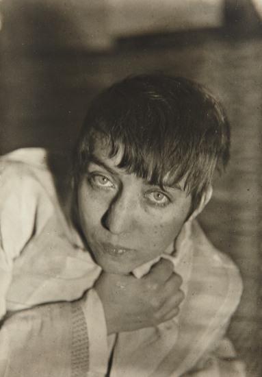 Portrait of Berenice Abbott