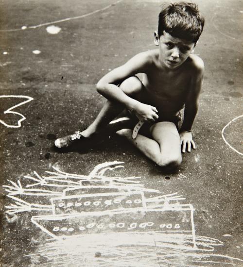 Graffiti Artist, N.Y.C.