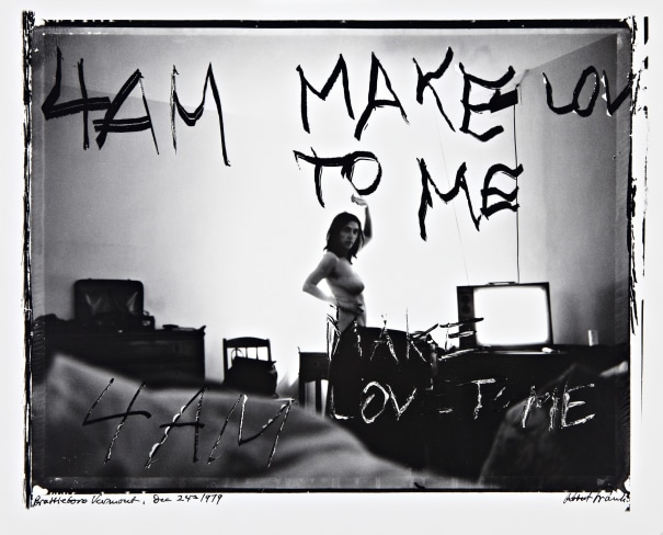 4 A.M. Make Love To Me, Brattleboro VT, December 24