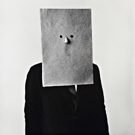 Steinberg in Nose Mask, New York, Sept. 30