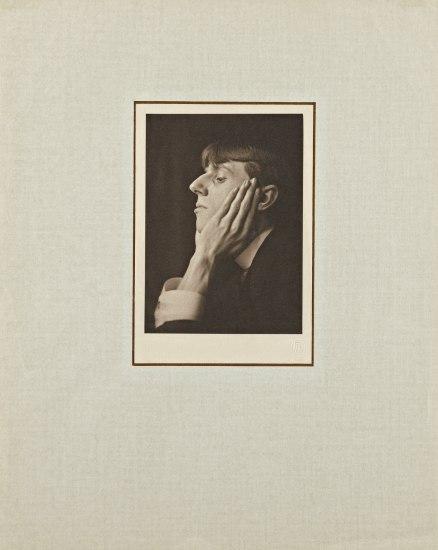 Untitled (Portrait of Aubrey Beardsley)