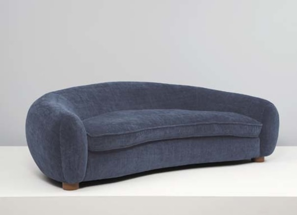 Jean Royère Ours Polaire Sofa Ca 1950 Phillips