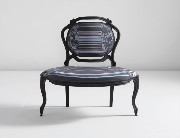 """Lathe II"" chair"