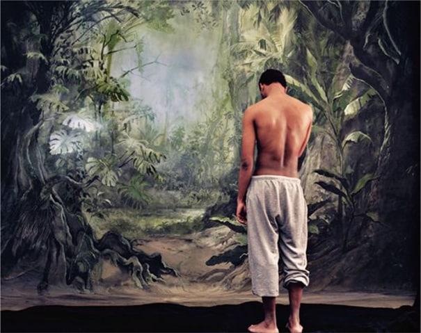 Untitled from Mythologies
