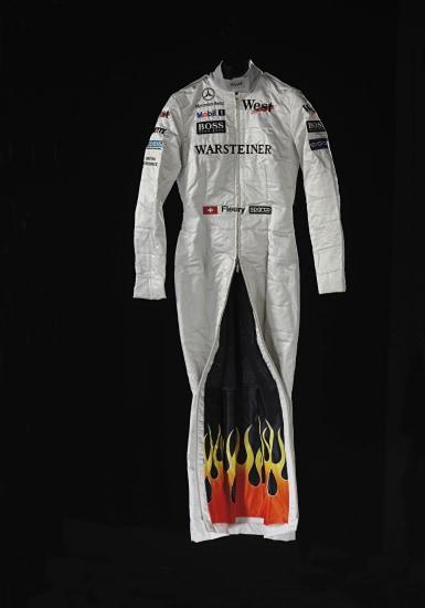 Formula 1 Dress and Bag