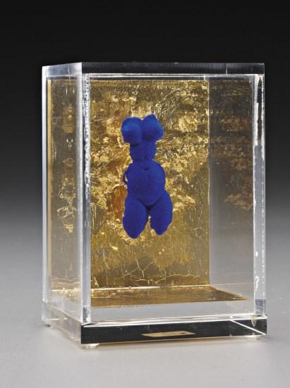 Petite Venus Bleue