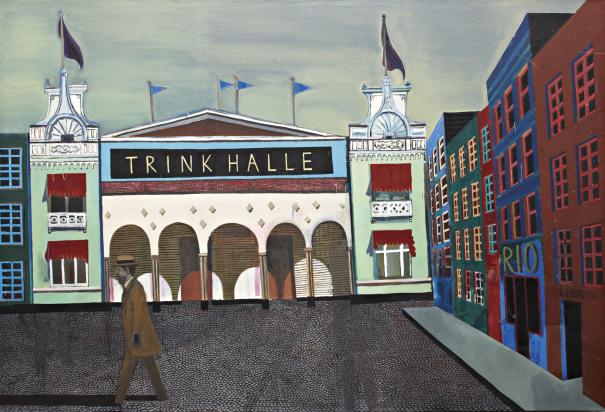 TRINK HALLE (Drink  Hall)