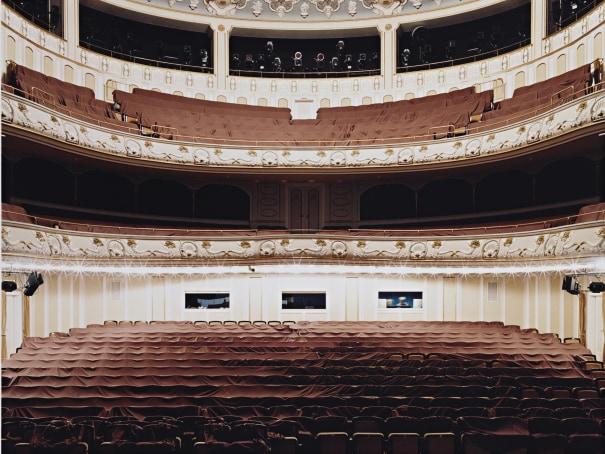 Schauspielhaus Dresden IV