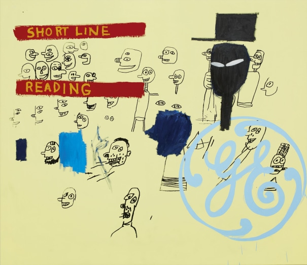 GE Short Line & Reading