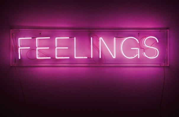 MARTIN CREED Work No. 287 (Feelings), 2003