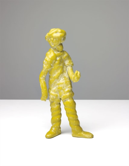 Kleiner Geist (Little Spirit) (Yellow)