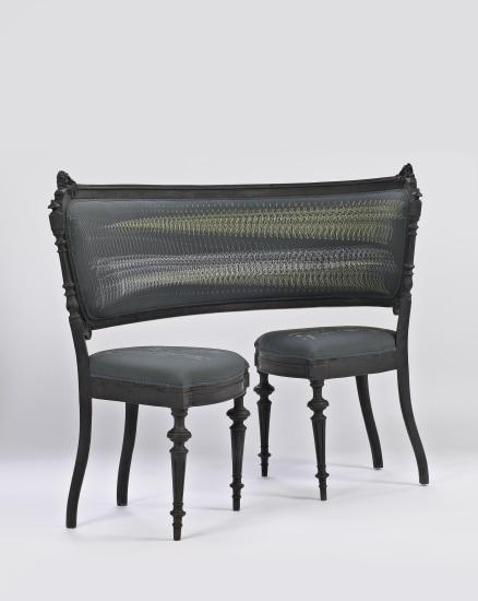 'Lathe VIII' chair