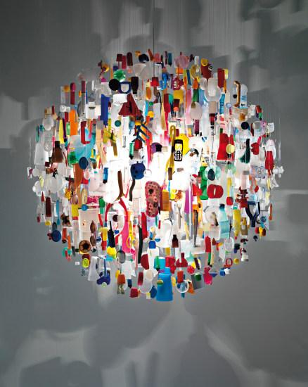 'TIDE' chandelier