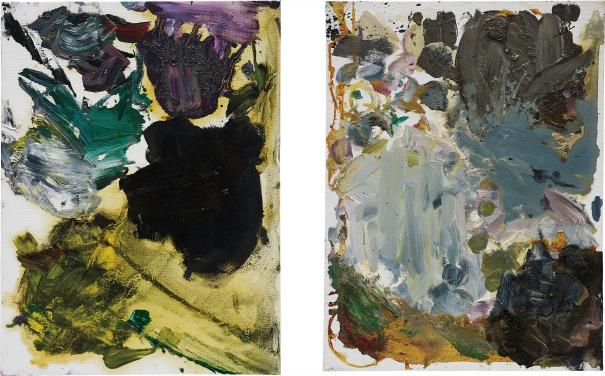 Two Works: (i) Untitled (ii) Untitled