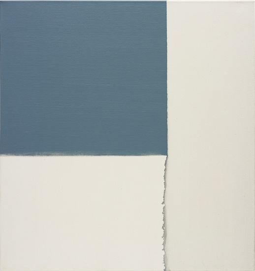 Exposed Painting, Grey
