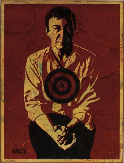 Jasper Johns Red