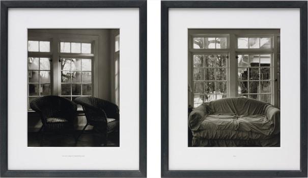 Interior/Exterior, Full/Empty No. 17