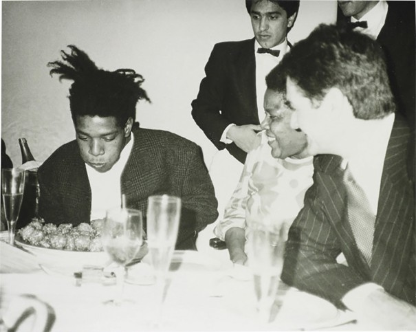 Jean-Michel Basquiat, Basquiat's Mother and friends