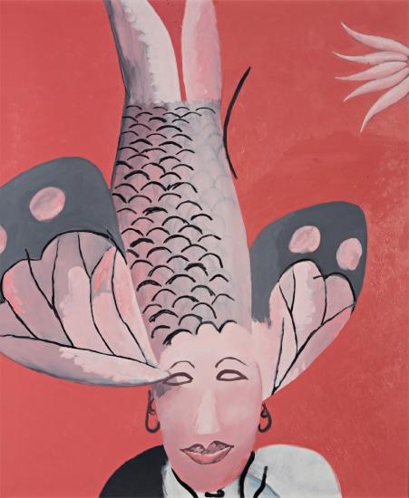 Fish as Man (Rouge Series)