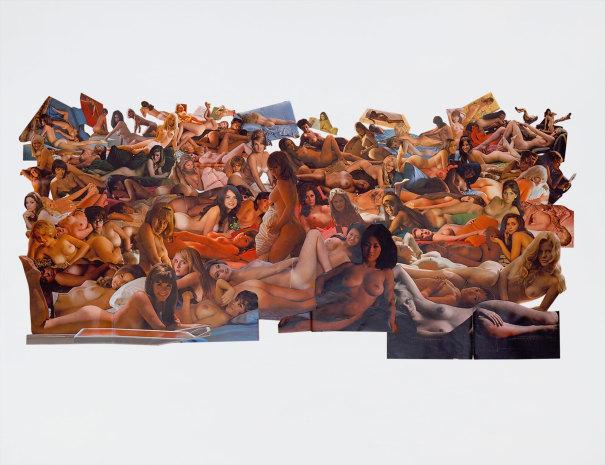 Untitled (Martha Rosler Collage)
