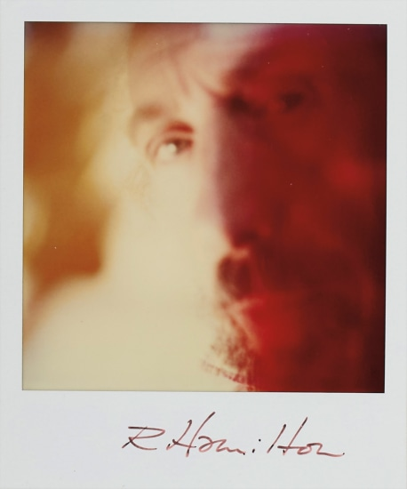 fbb37245d44a3 Richard Hamilton - Self-portrait, 1980 | Phillips