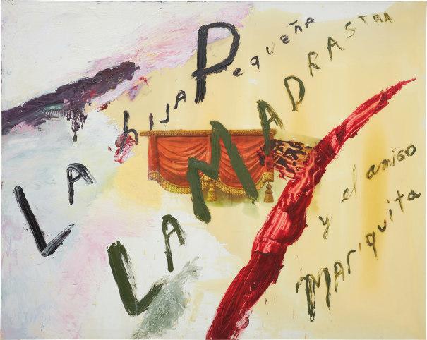 La Hija Pequeña, la Madrastra y el Amigo Mariquita (The Little Daughter, The Stepmother and the Friend Ladybug)