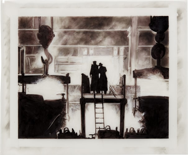Untitled (Factory) (from Magellan)
