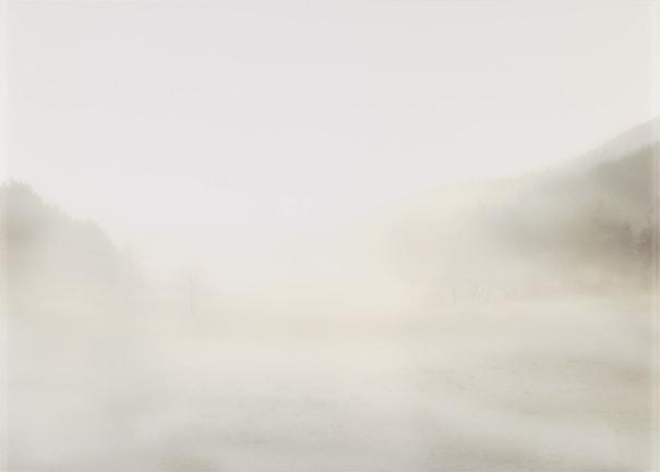 Untitled (Mist over Landscape I)