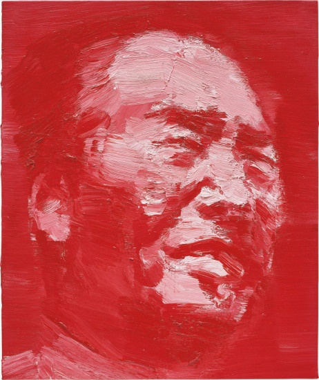Mao. Chinese Vermilion #4