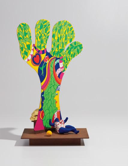 L'arbre de vie (The Tree of Life), from Mémorie de la Liberté suite