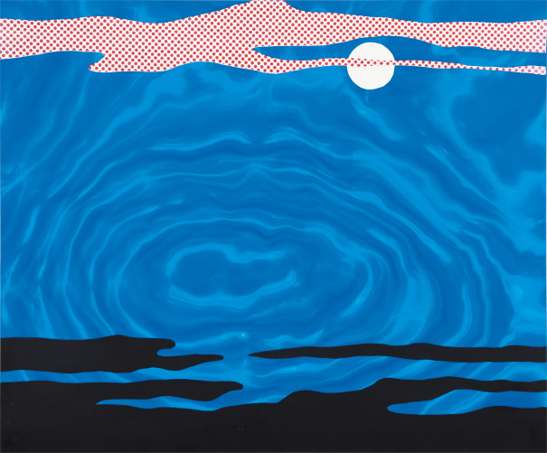 Moonscape, from 11 Pop Artists, Volume I