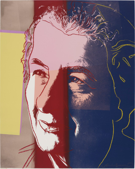 Golda Meir, from Ten Portraits of Jews of the Twentieth Century