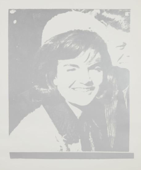 Jacqueline Kennedy I (Jackie I), from 11 Pop Artists, Volume I