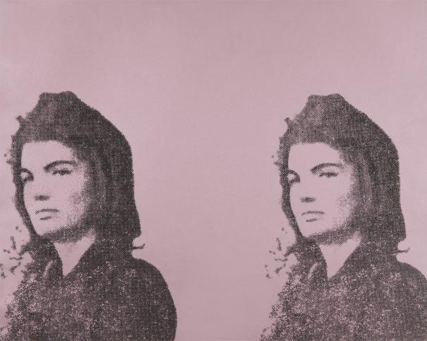 Jacqueline Kennedy II (Jackie II), from 11 Pop Artists, Volume II