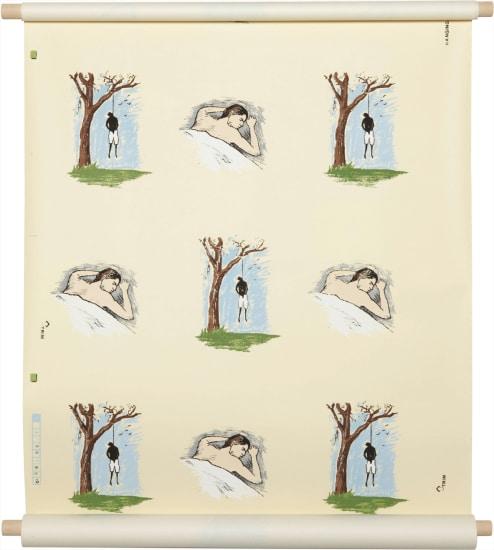 Hanging Man / Sleeping Man