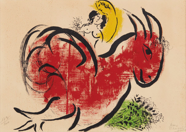 Le coq rouge (The Red Rooster)