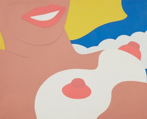 Nude, from 11 Pop Artists, Volume II
