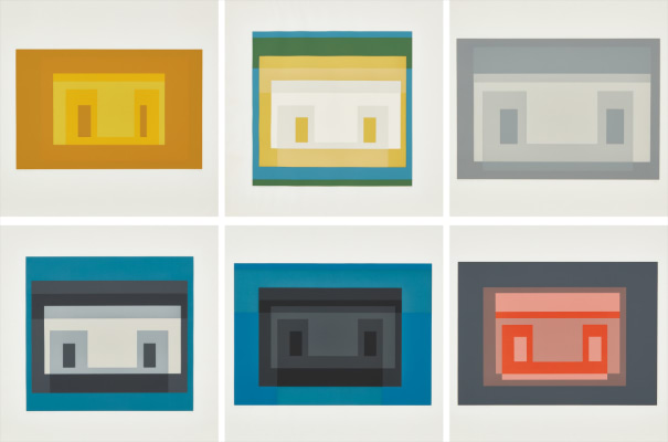 Variants I, II, III, IV, VII and X, from Ten Variants