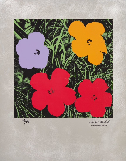 Flowers: Master American Contemporaries