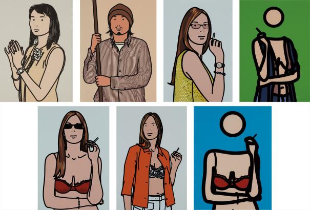 Twenty Six Portraits