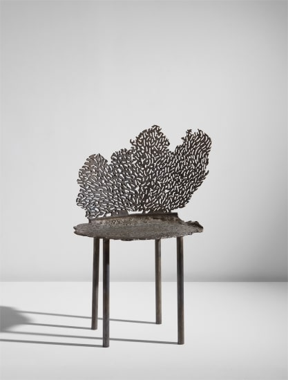 'Coral Wave' chair