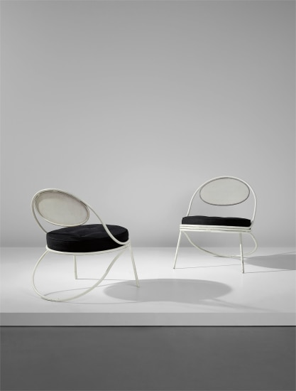 Pair of 'Copacabana' chairs