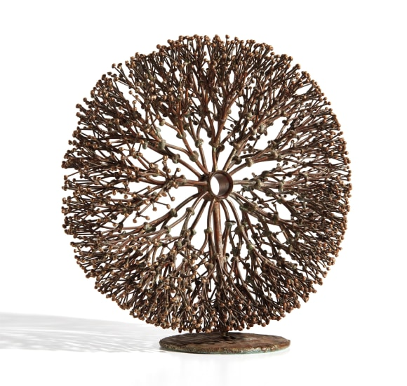 'Bush' sculpture