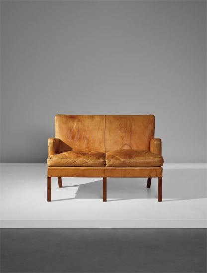 Two-seater sofa, model no. 5313