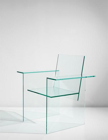 'Glass' chair