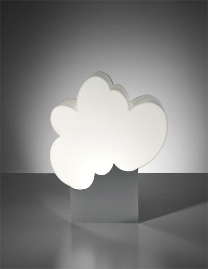 Rare 'Nuage' table lamp