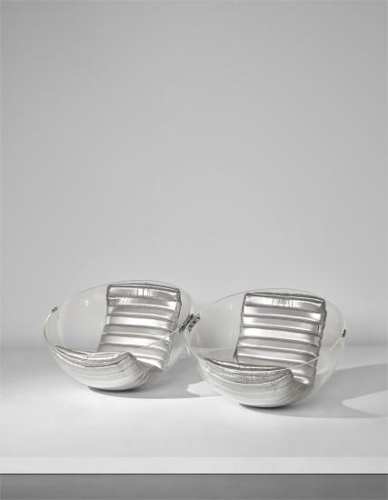 Rare 'acrylic sphere', designed for Lothar Wolleh's penthouse, Düsseldorf