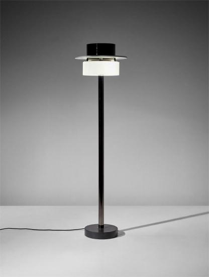 Early 'Ratrih' standard lamp