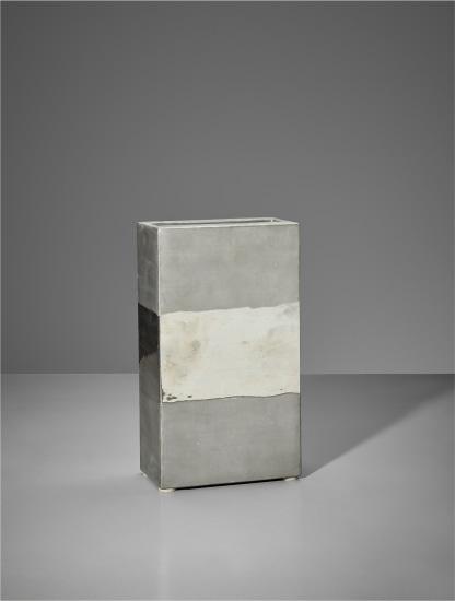Large vase, model no. 588, from the 'Ceramiche a colaggio' series